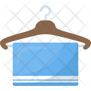 Cleaning Towel Bath Icon