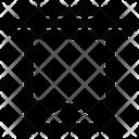 Towel Cloth Rag Icon
