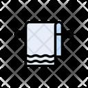 Towel Bath Washroom Icon
