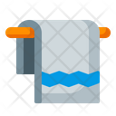 Towel Hotel Clean Icon
