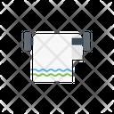 Towel Hang Bath Icon