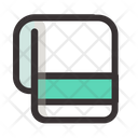 Towel Clean Water Icon