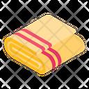 Towel Washcloth Wipe Icon