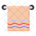 Clean Cloth Towel Cleaning Towel Icon