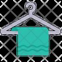 Hanger Towel Hanging Icon