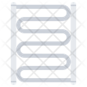 Towel Dryer Plumber Icon