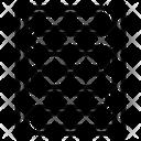 Towel rack Icon