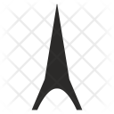 Modern Tower Architecture Icon