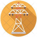 Tower Electric Tower Electric Pole Icon