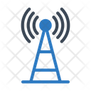 Tower Satellite Signal Icon
