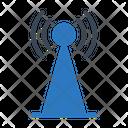 Tower Satellite Antenna Icon