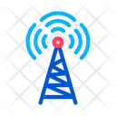 Radio Tower Antenna Icon