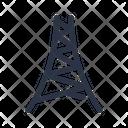 Tower Signal Radio Icon