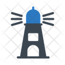 Tower Building Observer Icon