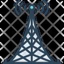 Tower Antenna Signal Icon