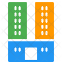 Tower Company Office Icon