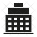 Tower Office Building Icon
