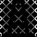 Construction Cone Mini Icon