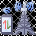 Tower Antenna Traffic Icon