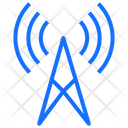 Tower Network Wifi Tower Icon