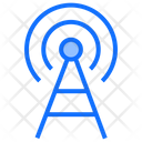 Broadcast Tower Antenna Icon