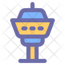 Tower Control Airport Icon