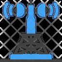 Tower Antenna Signal Wireless Antenna Icon