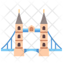 Itower Bridge Tower Bridge Bridge Icon
