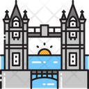 Tower Bridge Bascule Bridge Bridge Icon