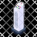 Tower Fan Tower Ac Ac Unit Icon