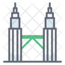Towers Architecture Building Icon
