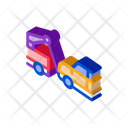 Auto Broken Car Icon