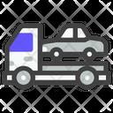 Car Repair Service Automotive Icon