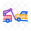 Escape Machine Truck Icon
