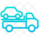 Tow Car Towing Icon
