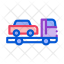 Car Truck Picks Icon