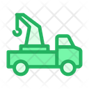 Tow Towing Truck Icon