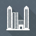 Building Company Office Icon