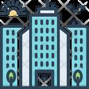 Town City Metropolis Icon