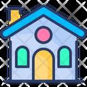 Town House Icon