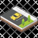 Town Parking Icon