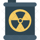 Toxic Radioactive Nuclear Icon