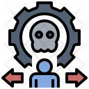 Toxic Behavior Action Icon