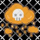 Toxic Gas Smoke Icon