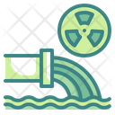 Toxic Pollution Ecologism Icon
