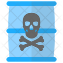 Toxic Chemical Icon