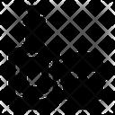 Drug Toxic Chemical Poison Icon
