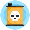 Oil Barrel Oil Danger Fuel Barrel Icon