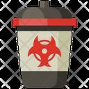 Toxic Waste Toxic Pollution Icon