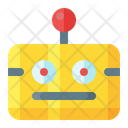 Toy Robot Kid Icon